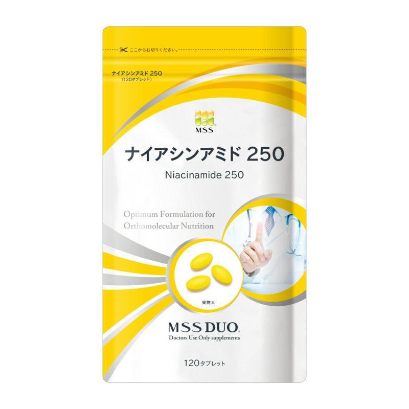 MSS DUO ナイアシンアミド250