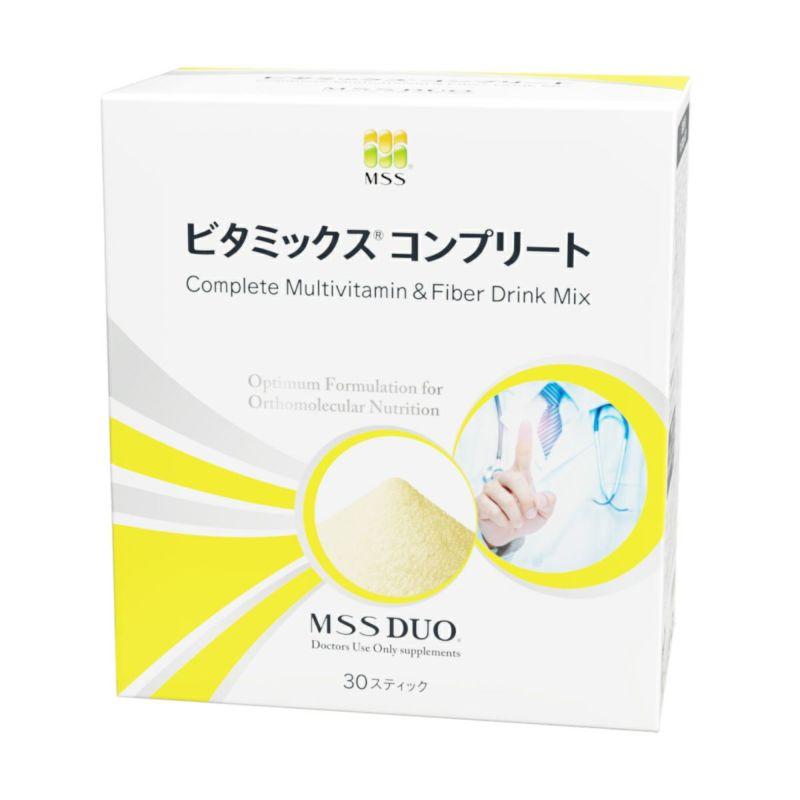 MSS DUO ビタミックスコンプリート
