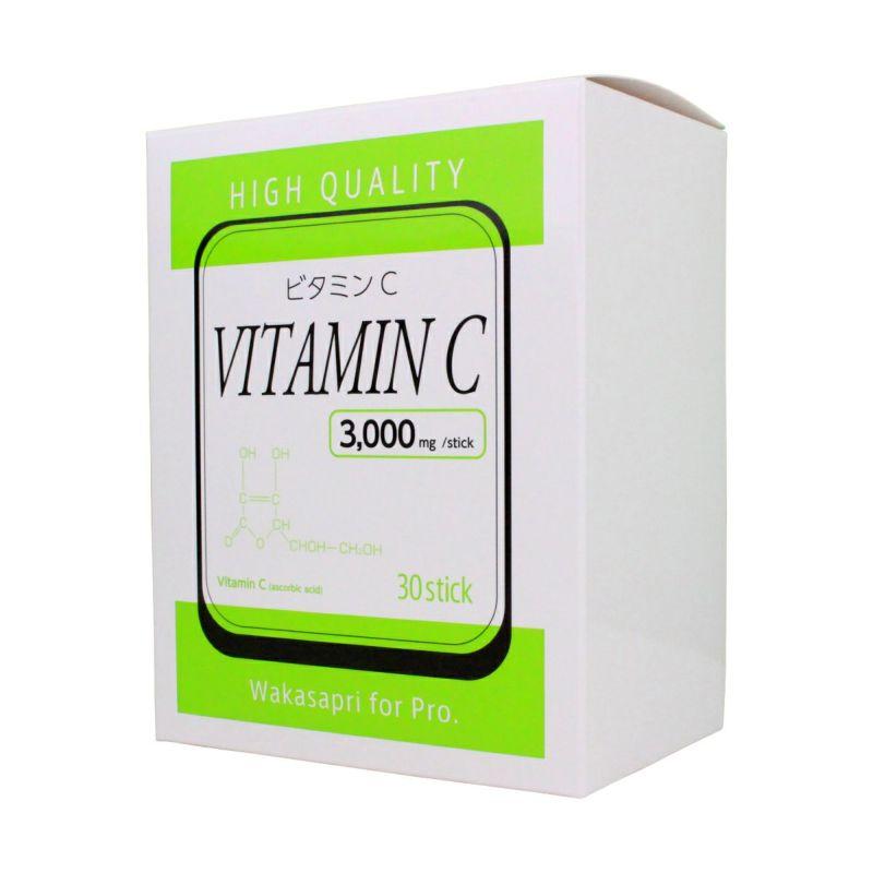 ワカサプリ 高濃度ビタミンC 3,000mg