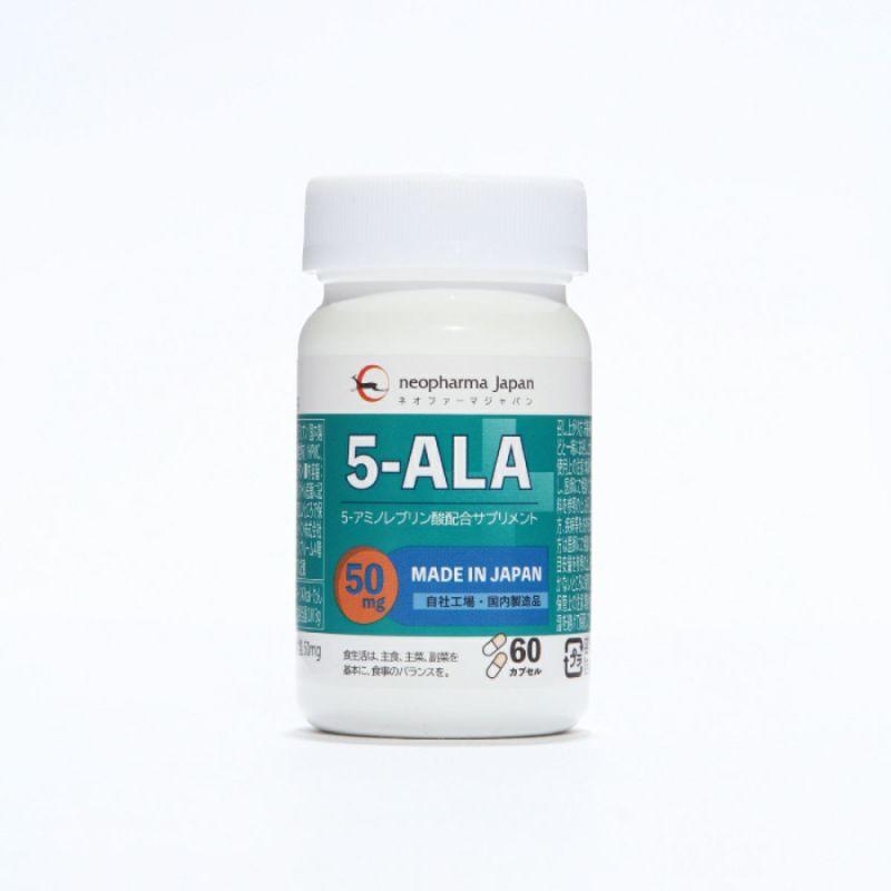 5-ALA 50mg(ネオファーマジャパン)
